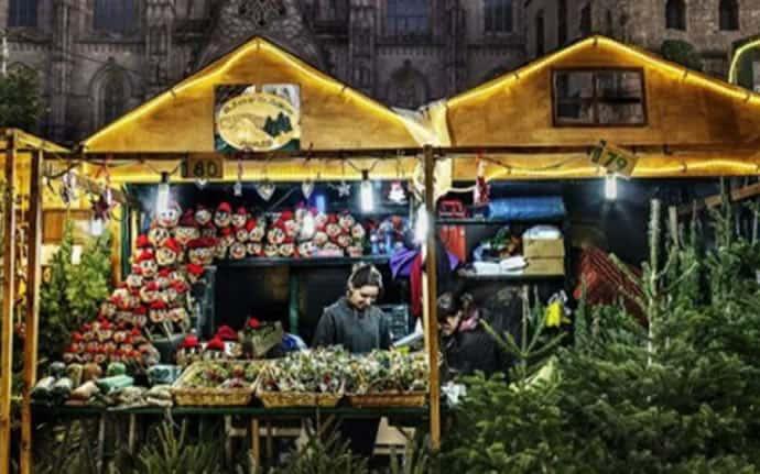 Planes Para Disfrutar De Barcelona En Navidad