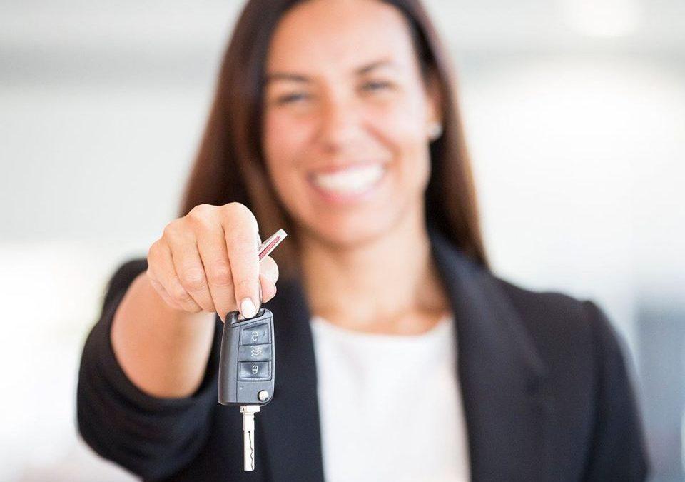 Renting: los 3 beneficios de los coches de alquiler.